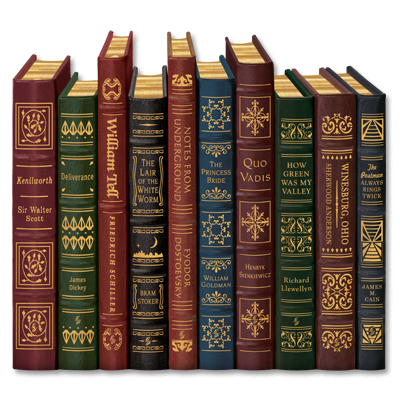 selling easton press books