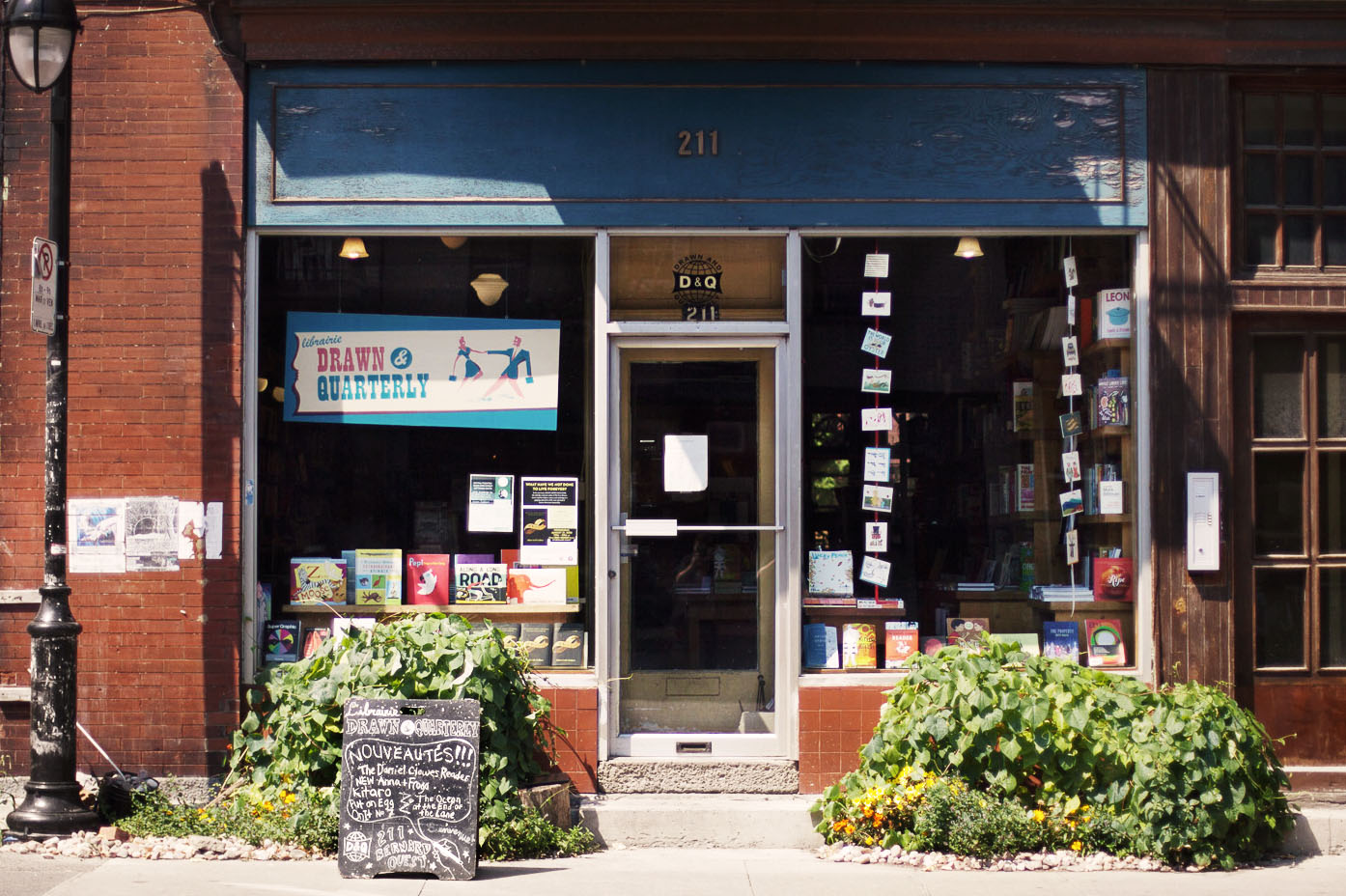 The Best Bookstores in Montreal