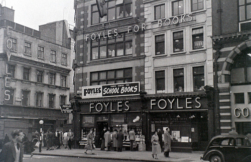With Physical Book Sales Declining, Foyles Takes a Leap of Faith