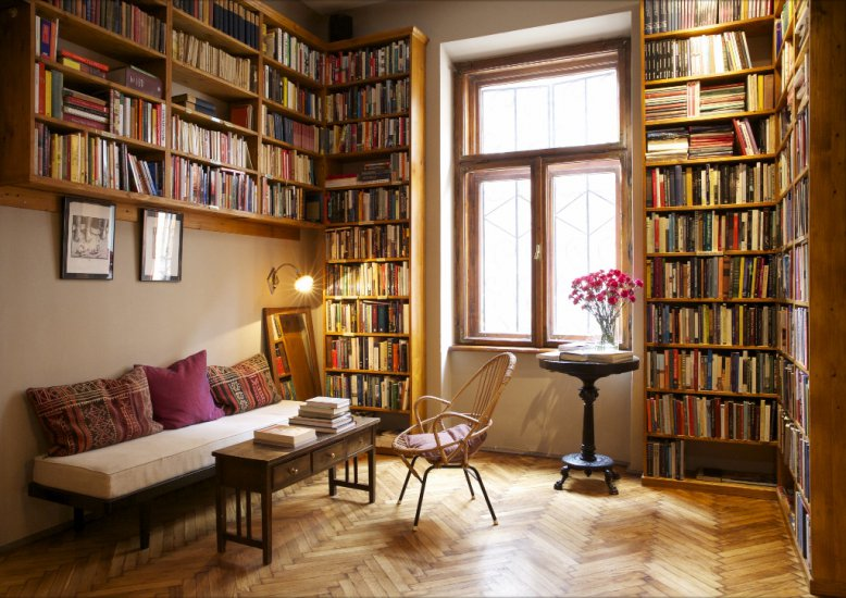 The Best Darn Bookshop in Krakow